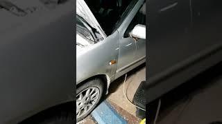 замена троса сцепления Nissan premera 1998