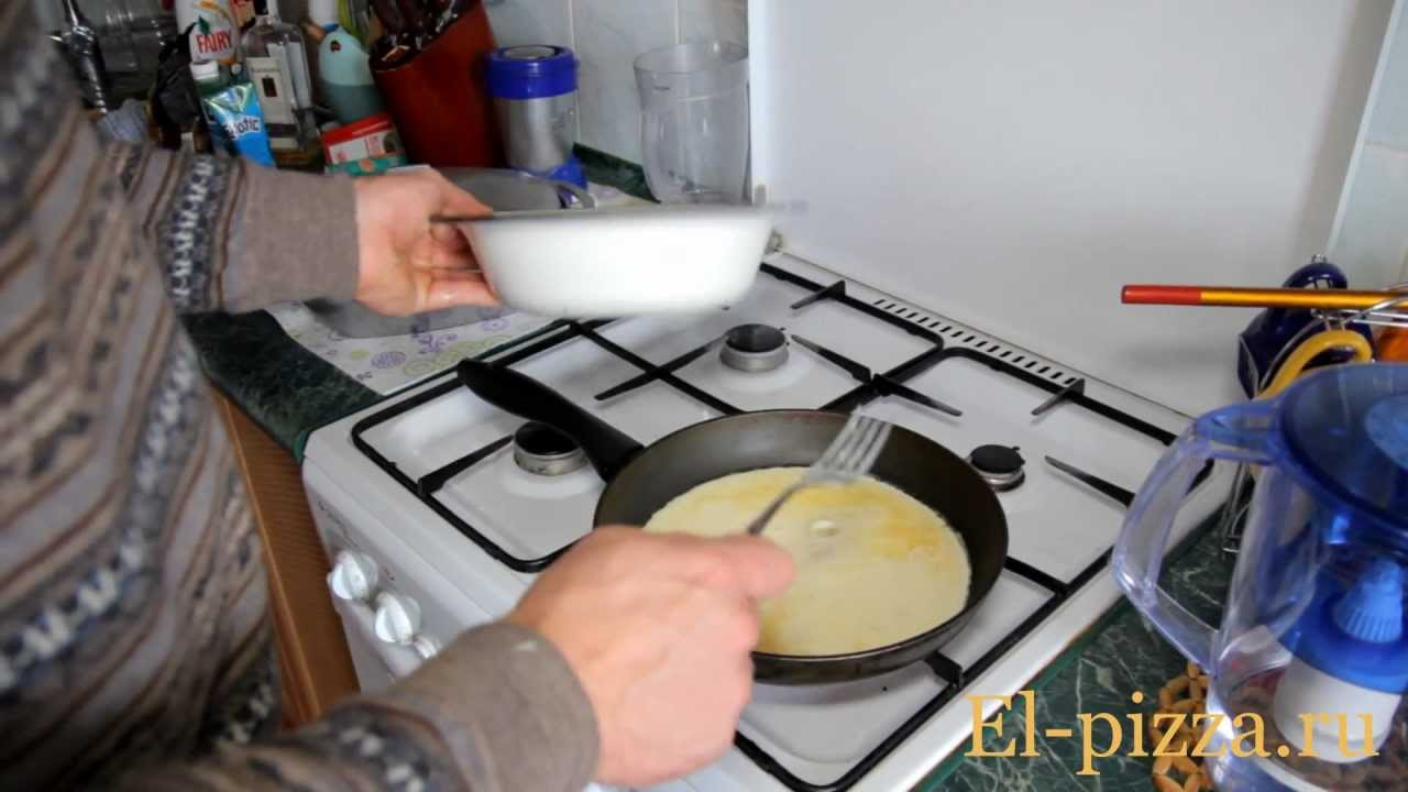 Омлет 3 способа: в микроволновке, в духовке, на сковороде. Просто .