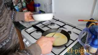 как приготовить омлет дома