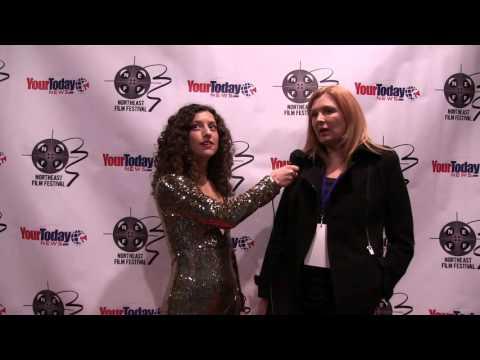 Deborah Twiss  Northeast Film Festival Horror Fest Red Carpet 2015