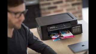 Brother DCP-T310 3-in-1 colour inkjet printer overview