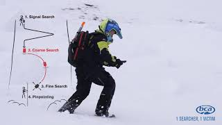 Avalanche Rescue Series: Beacon Searching 101