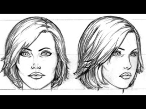 видео: КАК нарисовать ГОЛОВУ человека  ПРОСТОЙ способ