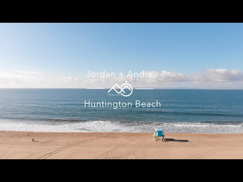 Jordan And Andrea's Wedding Film (Huntington Beach, California)