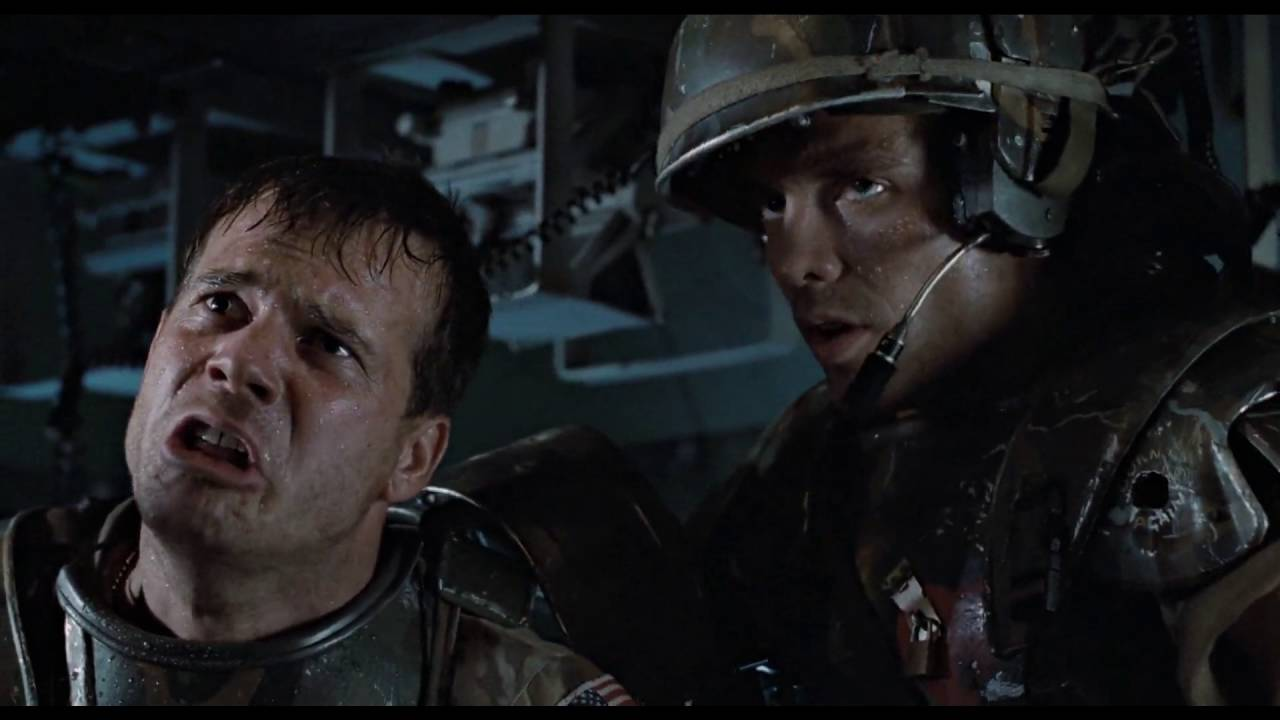The Only Way To Be Sure (Aliens 1986)