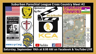 SPL Cross Country Meet #2 (Saturday, September 19th, 2020)