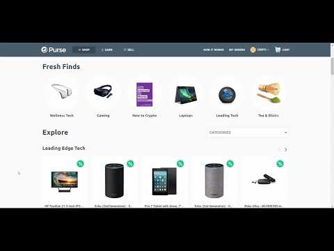 How To Shop / Buy On Amazon Using Bitcoin - Cryptocurrency - Cash Out