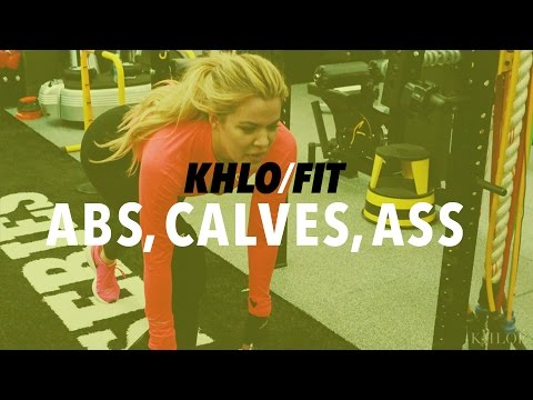 KHLO-FIT: Abs, Calves, and Ass: Work Out...