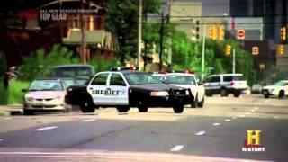 Honda Odyssey vs Crown Victorias Top Gear America