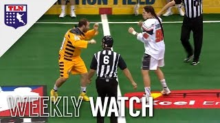 Crazy Lacrosse Fight | Weekly Watch