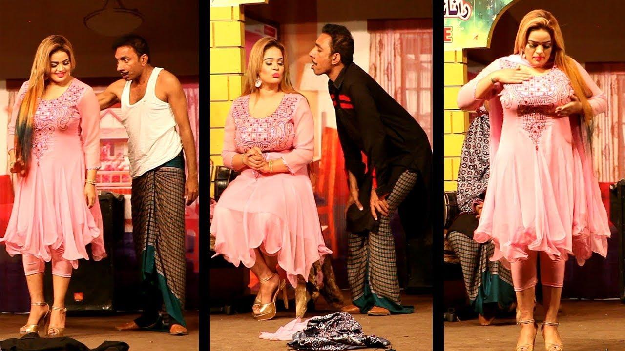 Download Stage Drama Munarwa Theater Faisalabad New Drama 2020 Hd - Rashid Kamal _Sobia khan