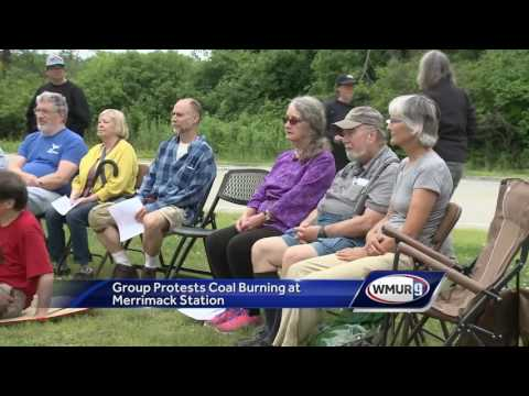 Group walks from Portsmouth to Bow to protest coal burning