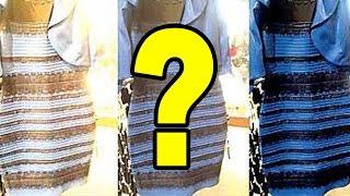 Welche Farbe hat dieses Kleid? Der Streit um Dressgate!