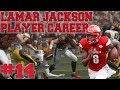 Huge Day For McCaffrey, Can He Go Over 200 Yards? | Lamar Jackson Player Career | Episode 14