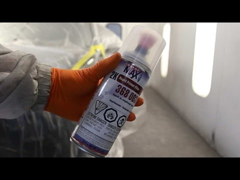 How to Paint Cars with Aerosol Spray Cans