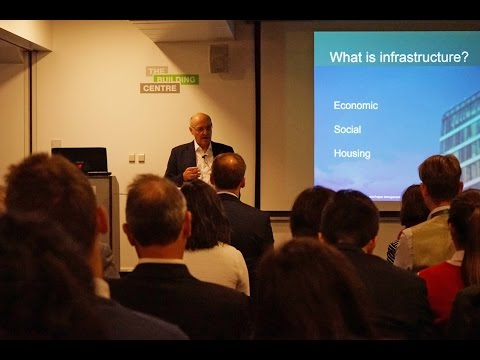 The Business of Infrastructure - Infrastructure Projects: Do they matter? w/Professor Peter Hansford