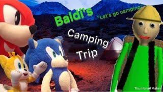 SD18: Baldi's Camping Trip
