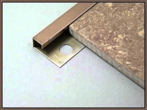 남흥 Bronze Anium Metal Tile Trim 타일몰딩 재료분리대 코너비드
