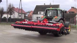 GRANO SYSTEM SHARK 4.5, Maszyny rolnicze, AGRISAR Milicz, JOHN DEERE