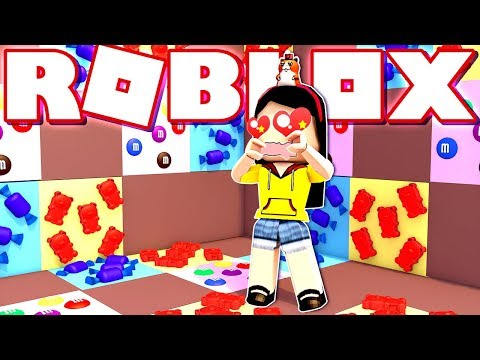 This is Where All the Candies are Made!!!! - Roblox Mining Simulator - DOLLASTIC PLAYS!