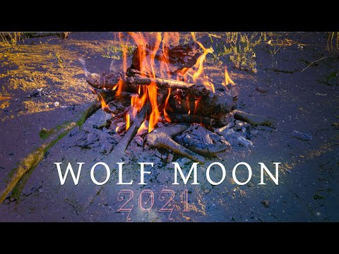 Wolf Full Moon in Leo January 2021🔥 LIVE ceremony Shaman Drums, GONG & Didgeridoo   Solar Music