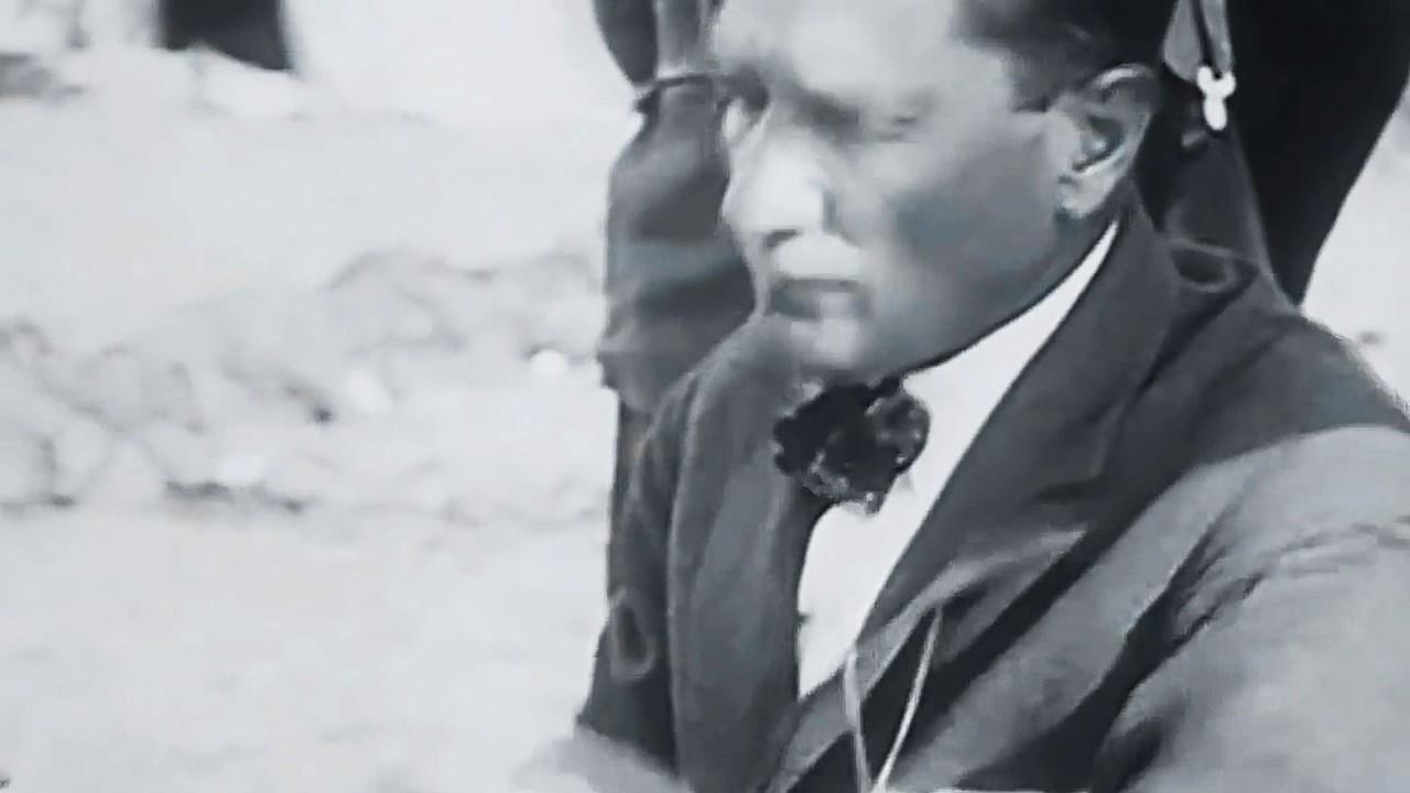 Mustafa Kemal Atatürk - Fikrimin İnce Gülü