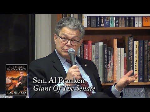 "Sen. Al Franken, ""Giant Of The Senate"""