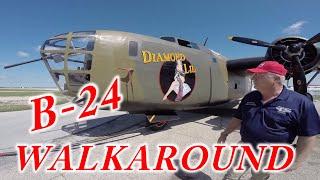 B-24 Liberator Diamond Lil Walkaround
