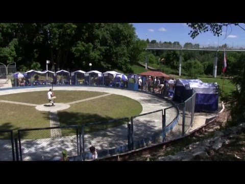 видео: Сordodrome model 190 m/h (270 km/h)