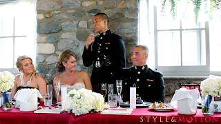 Best Man - Wedding Speech(The Best Man gives a speech speaking about their bromance and how we played a role in keeping their long distance relationship together., 2012-03-09T07:40:40.000Z)