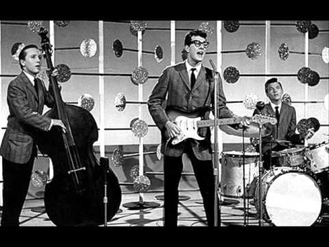 BUDDY HOLLY. WELL....ALL RIGHT. 78RPM.