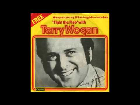 TERRY WOGAN   FIGHT THE FLAB  7 inch single