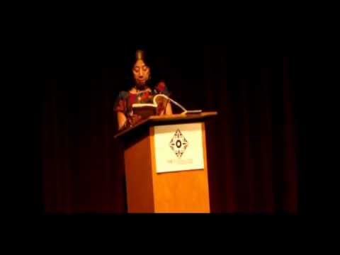 Lorna D. Cervantes Reads Banned In Arizona