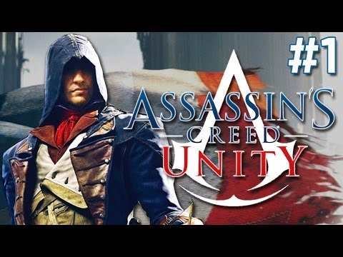 """""""WHO WANTS TO EAT FRENCH FRIES IN FRANCE?"""" - [AssassinS Creed Unity - Episode #1]"""