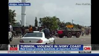 CNN: Reported massacre in Ivory Coast