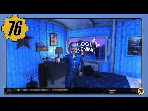 Fallout 76 - Evento - Planta Nuclear Poseidon - Receta Generador De Fusion - (Castellano)