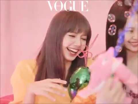 BlackPink And Lisa Are Gorgeous In Commercial And Vogue