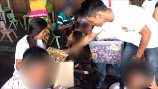 INDIGENOUS TRIBE EXPERIENCE IMPORTED CANDIES AND CHOCOLATES  EXPAT PHILIPPINES