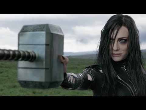 Thor: Ragnarok - In ginocchio - Clip dal film