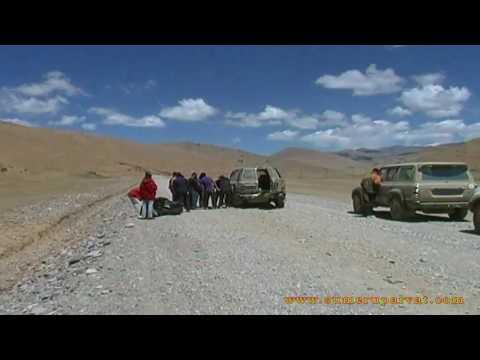 INNER PARIKRAMA OF MOUNT KAILASH 2010 HD