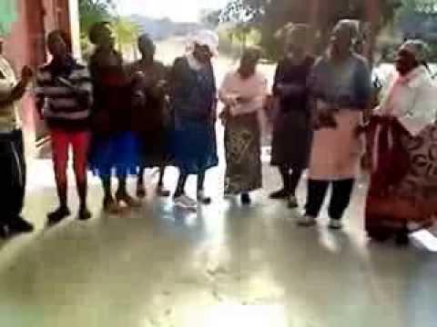 Swazi Women Singing Together