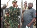 Army Band Sing Just Like Orlando Owoh At PA SAMUEL IDOWU UMORU's Burial As They Spray Them Dollars