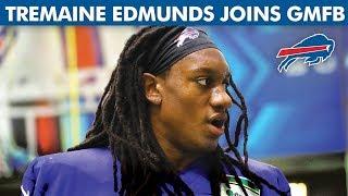 Tremaine Edmunds Joins Good Morning Football