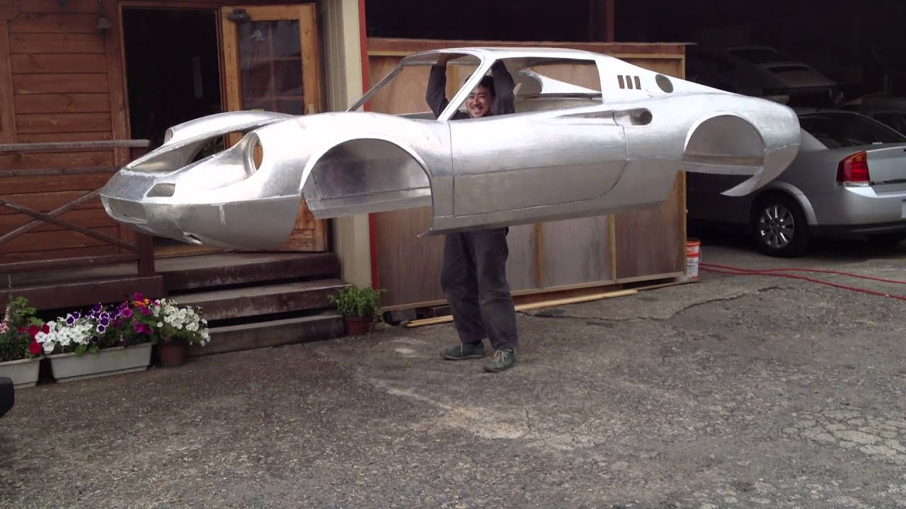 Ferrari Dino 246 Gts Alloy Body Mov Youtube