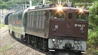 Beautiful World 麗しき鉄道 (鉄道映像博物館) 寝台列車「カシオペア...