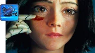 Алита - Боевой Ангел [2019] Финальный Русский Трейлер