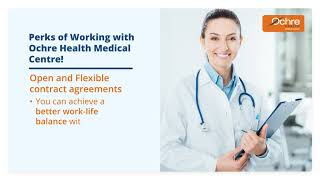 Ochre health is a medical centre that committed to providing excellent centres for doctors who look take up permanent gp work in the regional and rural...