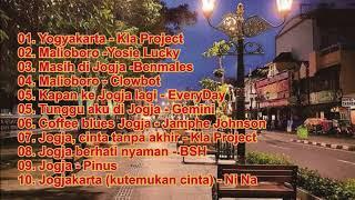 Lagu lagu tentang Yogyakarta