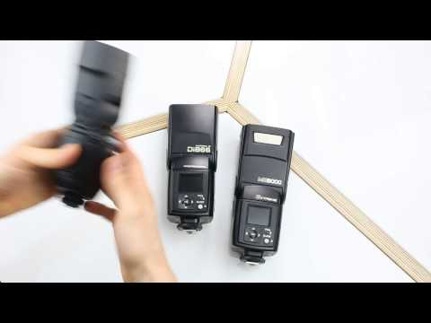 Nissin MG8000 Extreme flash review (+unboxing)