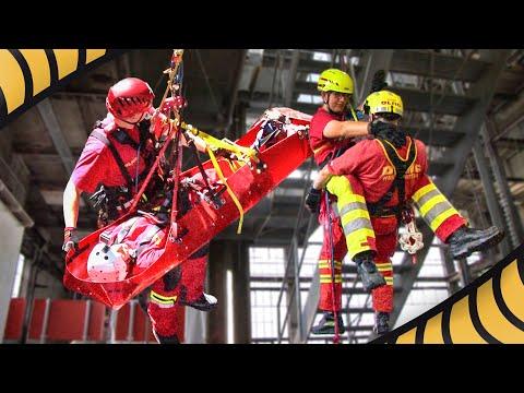 DLRG.TV - Strömungsrettermodul Evakuierung